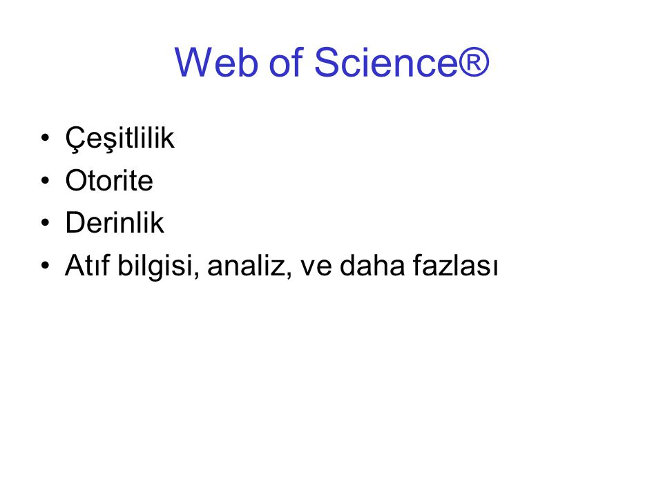 Atatürk Üniversitesi(article) Published Items in Each Year