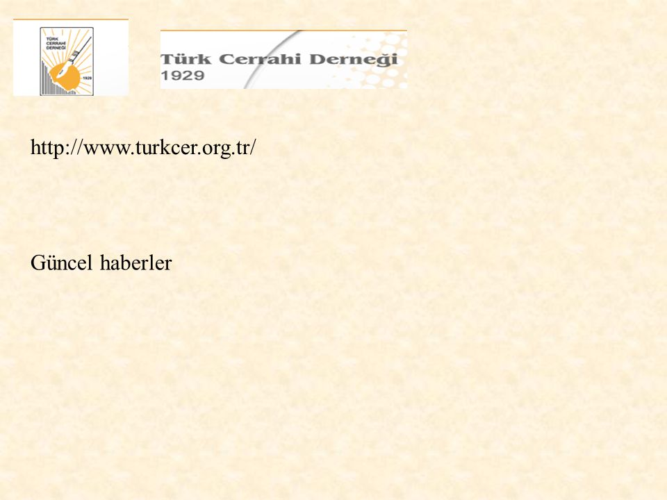 http://www.turkcer.org.tr/ Güncel haberler