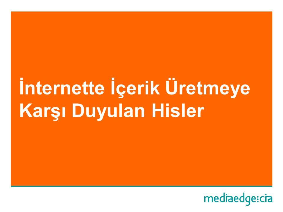 Marka Kişilikleri – Türkiye Sonuçları •Markaları kişi olarak düşündüğünüzde, sizi internette içerik üretme/paylaşma konusunda ikna edebilecek marka türlerini tanımlayabilirmisiniz.