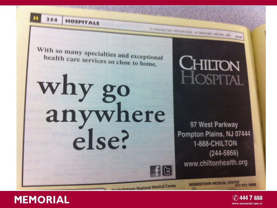 Şikayet Edilen Reklam: Söz konusu kuruluş tarafından e-posta yoluyla gönderilen Check-Up Paketi'nde Özel Avantaj! ibareli broşürler Reklam Yayın Tarihi: 2011 (Başvuru tarihi esas alınmıştır.) Değerlendirme/Karar: Söz konusu kuruluşa ait 2011 tarihli broşürlerde; Check-Up Paketi'nde Özel Avantaj.