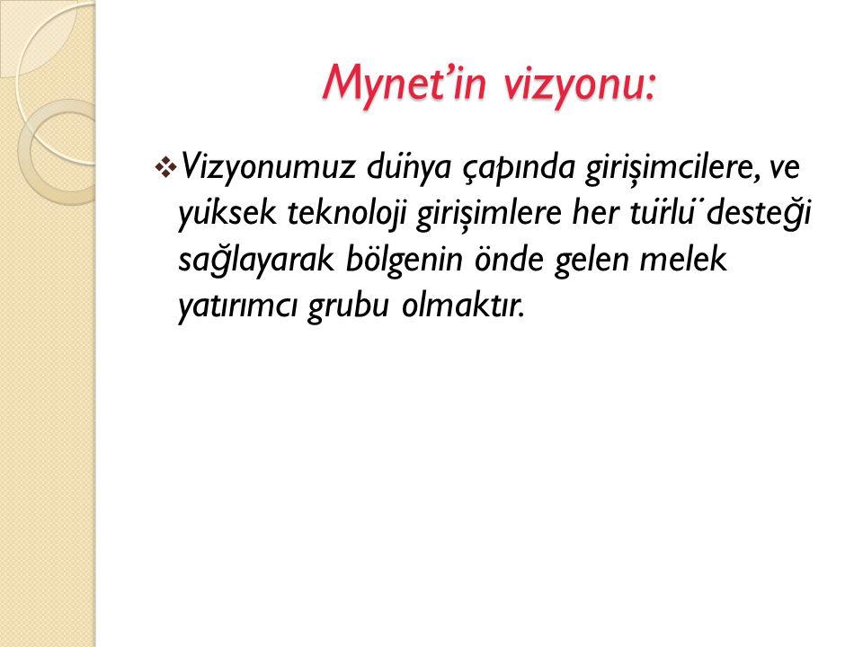 Mynet'in bugünkü görünümü;