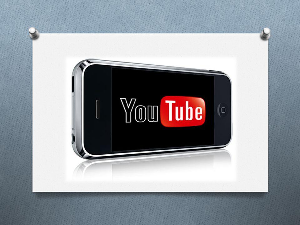 O Youtube üç Amerikalı iş arkadaşının (Chad Hurley, Steve Chen ve Jawed Karim) eğlence için açtıkları daha sonra Google tarafından 1.65 milyar dolara satın alınan, kısaca Video Paylaşım Sitesi olarak adlandırabileceğimiz bir web sitesidir.