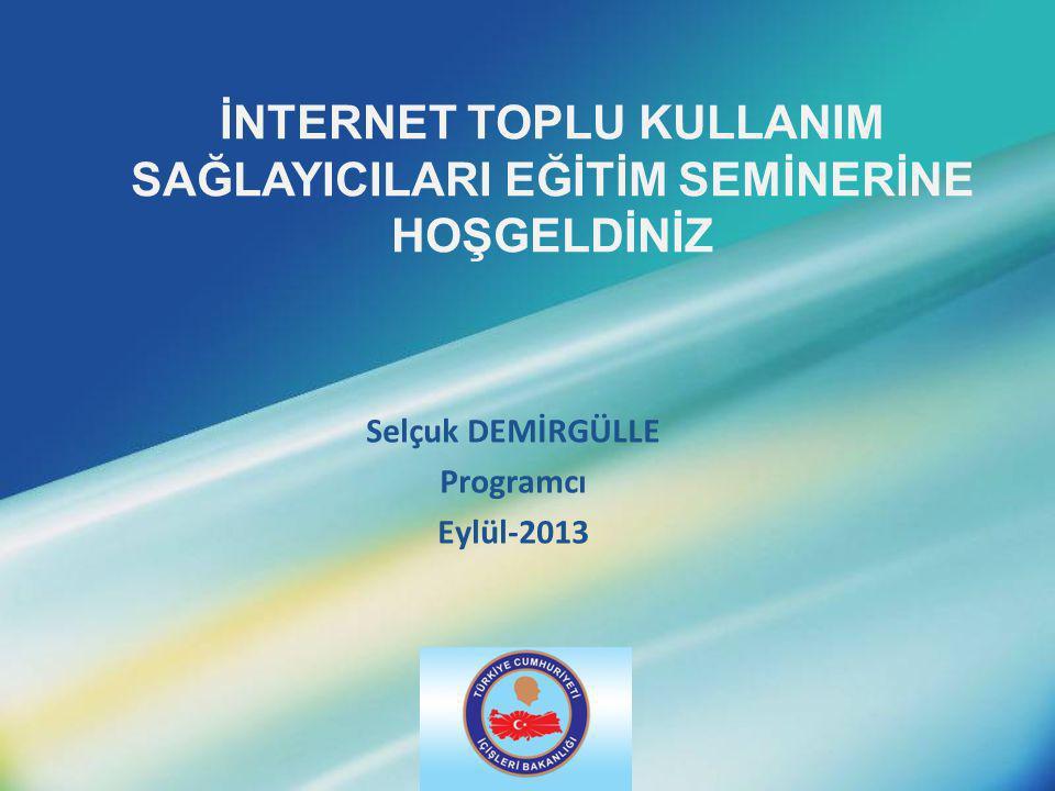 UYGUNSUZ İÇERİK FİLTRELEME YAZILIMIN' DA YASAL ZORUNLULUK 2  5651 sayılı Kanuna dayanılarak hazırlanan İnternet Toplu Kullanım Sağlayıcılar Hakkında Yönetmelik 1 Kasım 2007 tarihinde Resmi Gazetede yayımlanarak yürürlüğe girmiştir.
