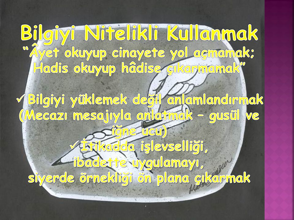Meyletmek İ çin horesin@hotmail.com Manisa E ğ itim Merkezi Web Sitesi www.dibmem.gov.tr