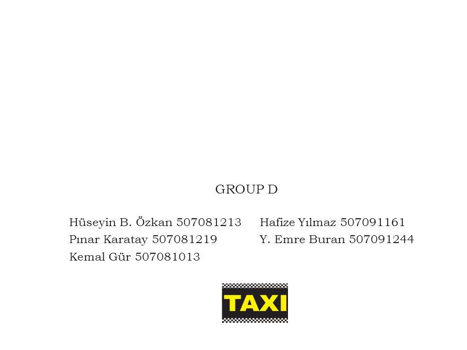 Hüseyin B. Özkan 507081213 Hafize Yılmaz 507091161 Pınar Karatay 507081219 Y.