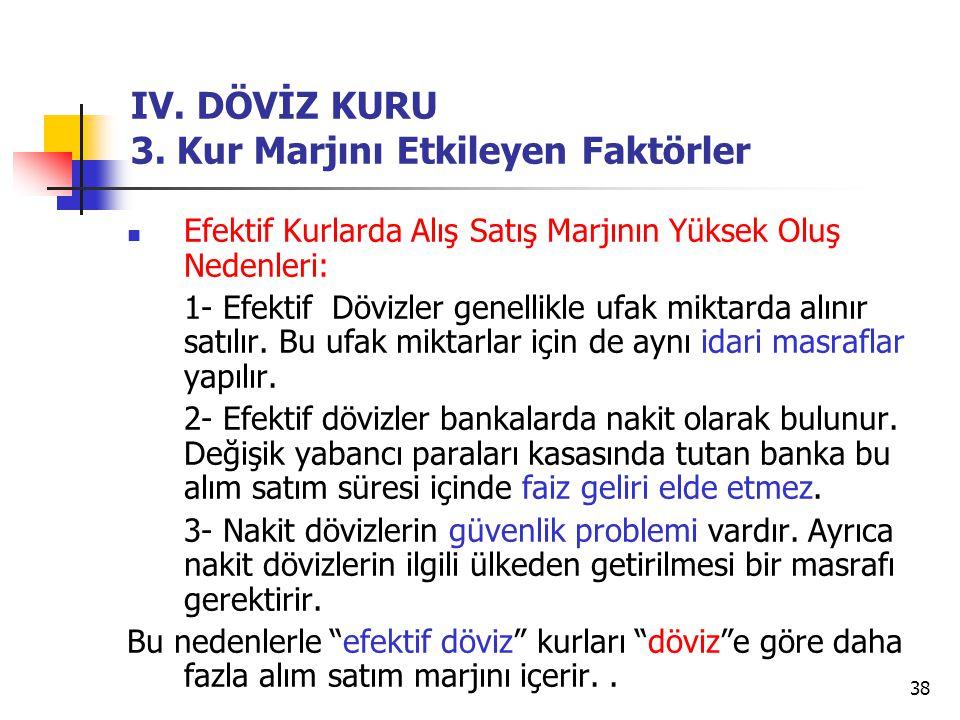 38 IV.DÖVİZ KURU 3.
