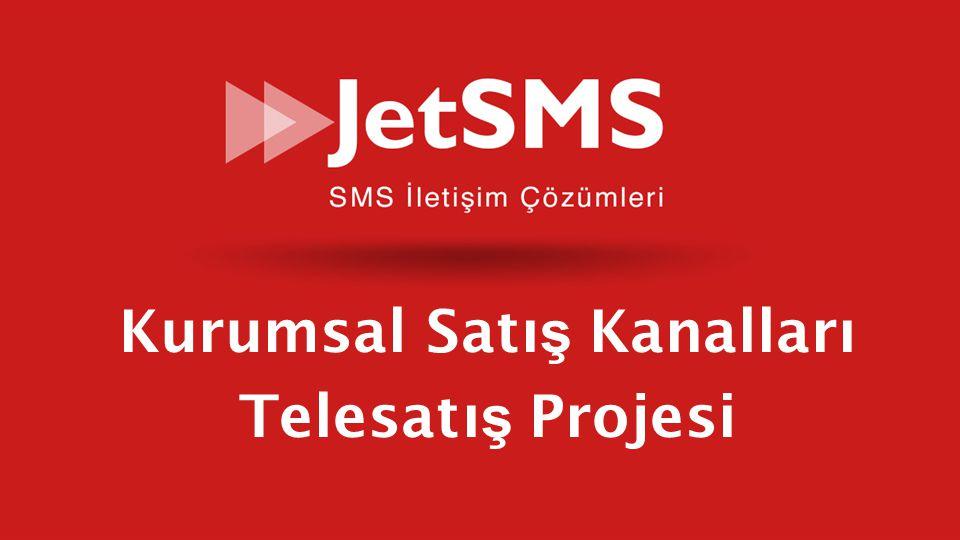 Kurumsal Satı ş Kanalları Telesatı ş Projesi