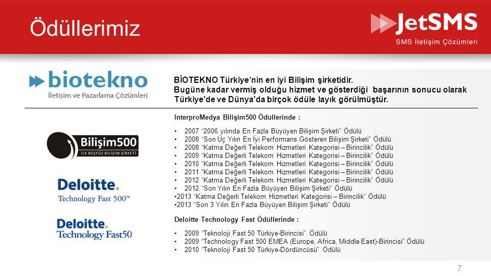 BİOTEKNO Türkiye'nin en iyi Bilişim şirketidir. Bugüne kadar vermiş olduğu hizmet ve gösterdiği başarının sonucu olarak Türkiye'de ve Dünya'da birçok