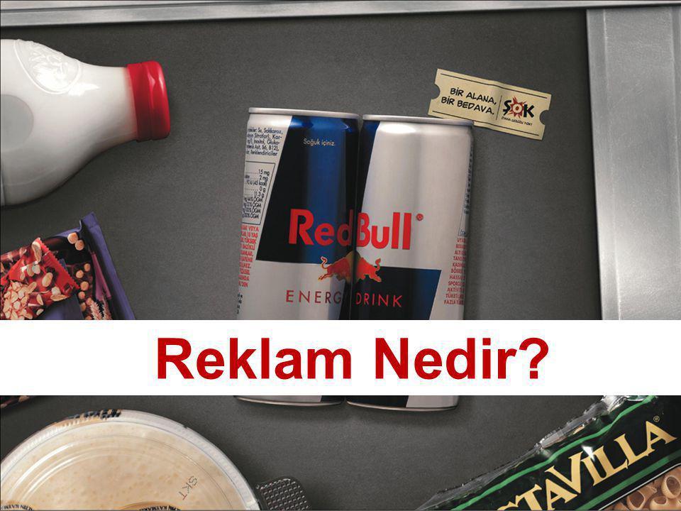 Reklam Nedir?