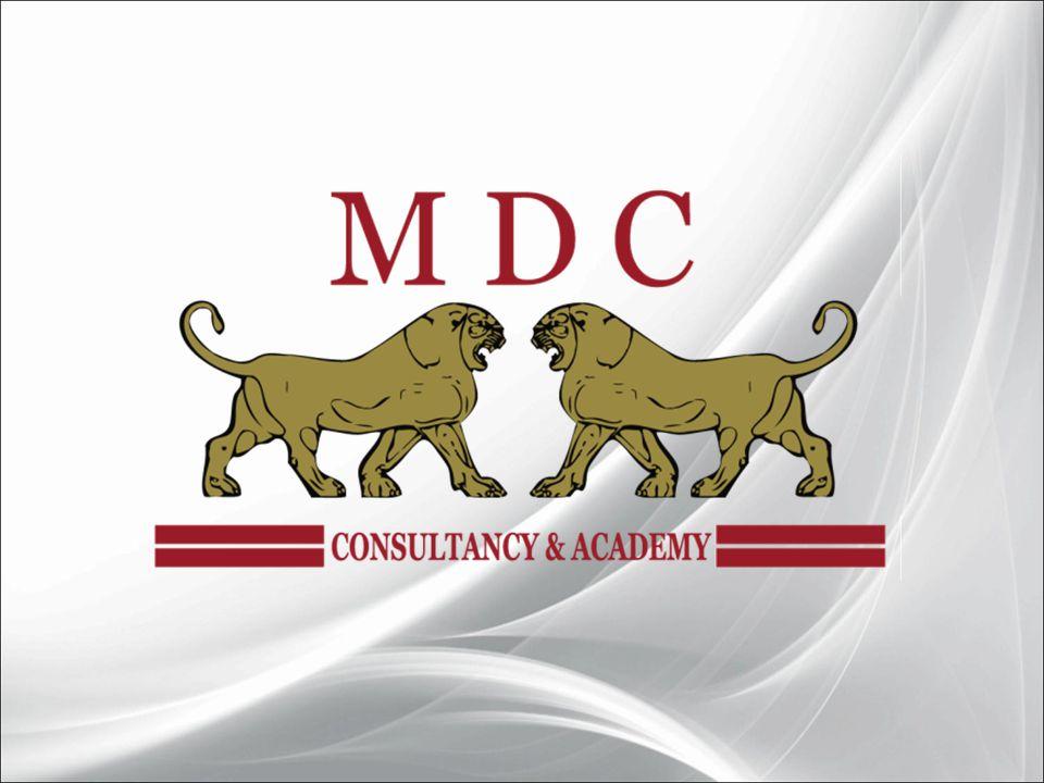MDC Danışmanlık ve Academy firması 26 Eylül 2006 tarihinde yurt içinde ve yurt dışında Eğitim, Danışmanlık ve Çözüm ortaklığı hizmetleri vermek üzere uzun yıllar bankacılıkta üst düzey yöneticilik tecrübesi olan Hüseyin MANDACI tarafından İstanbul'da kurulmuştur.