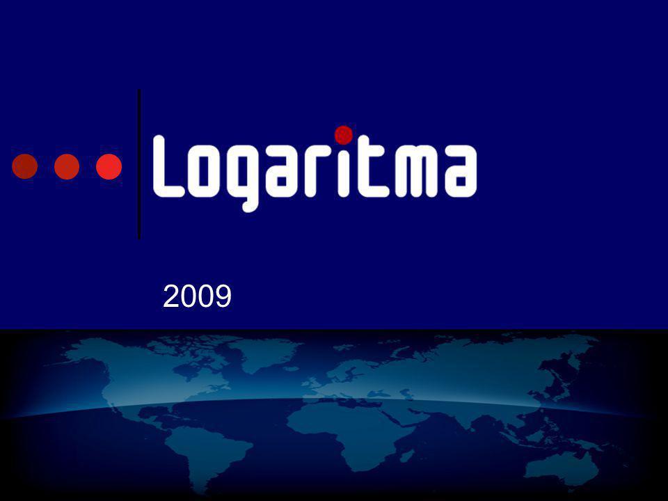 Logaritma 2009 Logaritma 2002'de internet reklam satış şirketi olarak Ekin İlyasoğlu ve Fatih Muslu ortaklığı ile kuruldu.