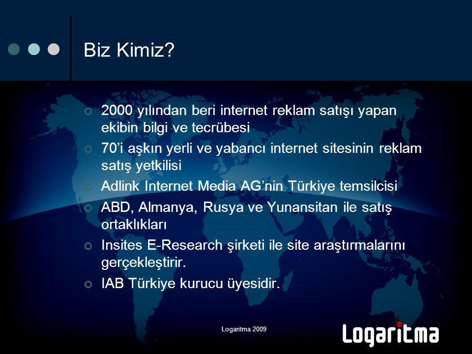Logaritma 2009 Biz Kimiz.