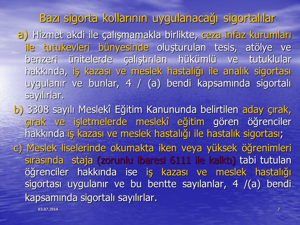 03.07.201458 Askerlik Borçlanması Arttı - Sosyal güvenlik reformu, askerlik borçlanması nedeniyle yapılacak ödemeyi artırıyor.
