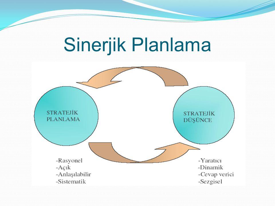 Sinerjik Planlama
