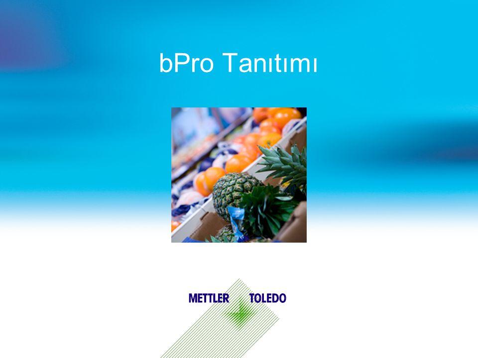 bPro Tanıtımı