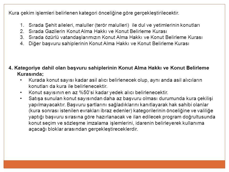 AYRINTILI BİLGİ İÇİN; TOKİ WEB SAYFASI.