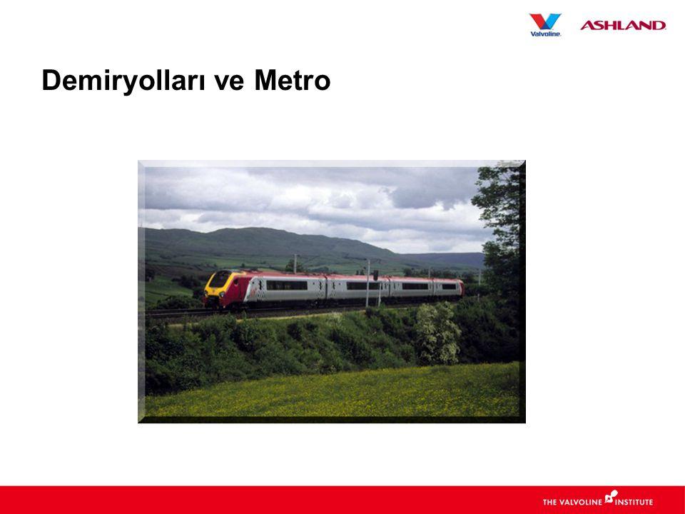 Demiryolları ve Metro