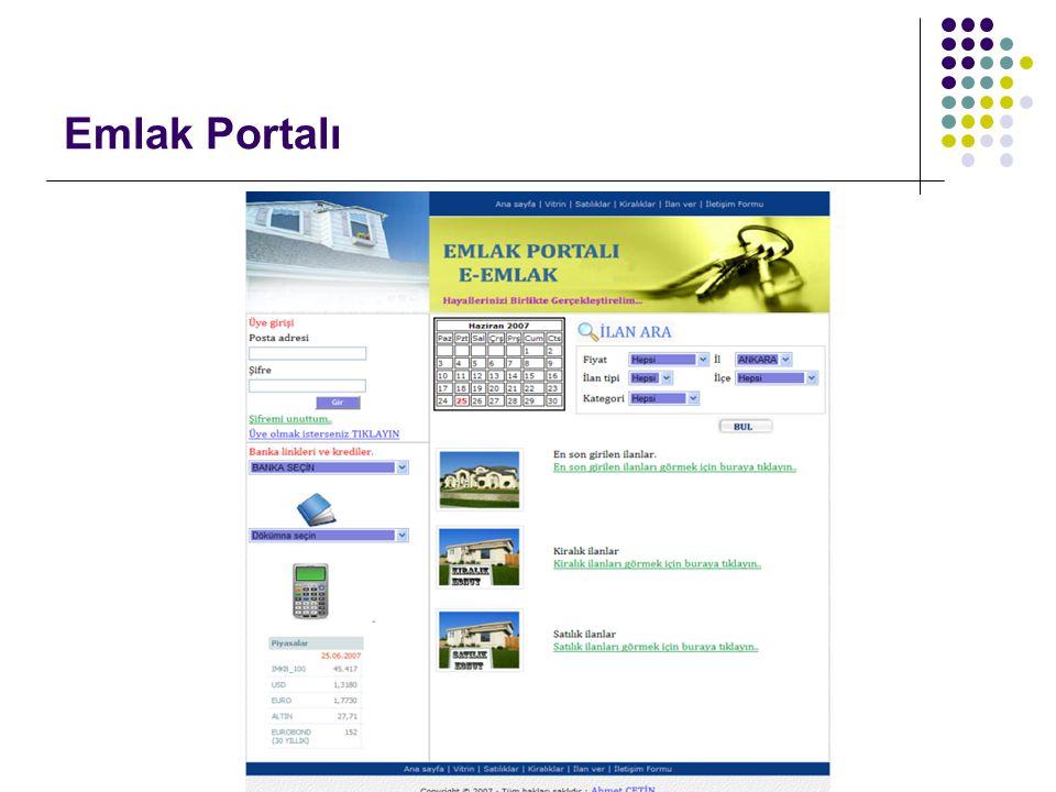 Emlak Portalı