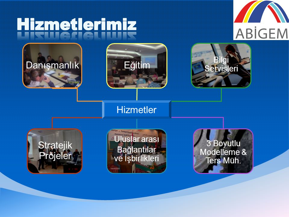 Bilgi Servisleri 3 Boyutlu Modelleme & Ters Müh.
