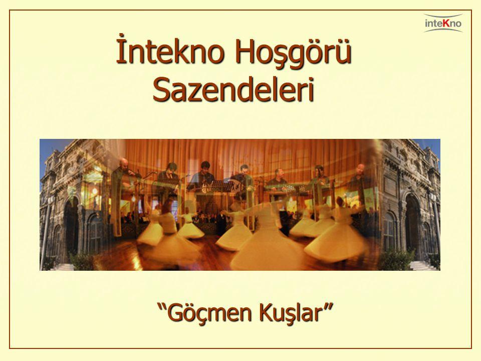 """İntekno Hoşgörü Sazendeleri """"Göçmen Kuşlar"""""""