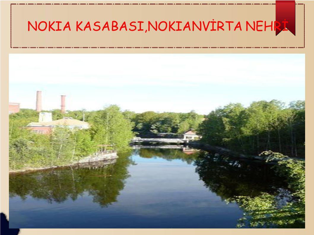 NOKIA KASABASI,NOKIANVİRTA NEHRİ