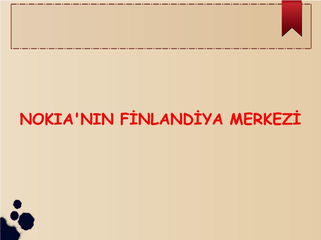 Önce Nokia, şimdi de Angry Birds… Finlandiya'nın teknoloji kullanıcılarına sunduğu en bilinen ve en sevilen iki kullanım alanı bu markalar.