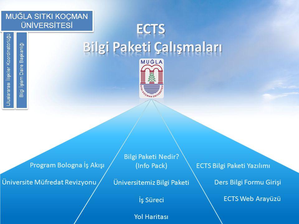 Her bir Anabilim Dalının/Bölümün/Fakültenin ders programlarıyla ilgili bilgiler bilgi paketinde yer alacaktır.