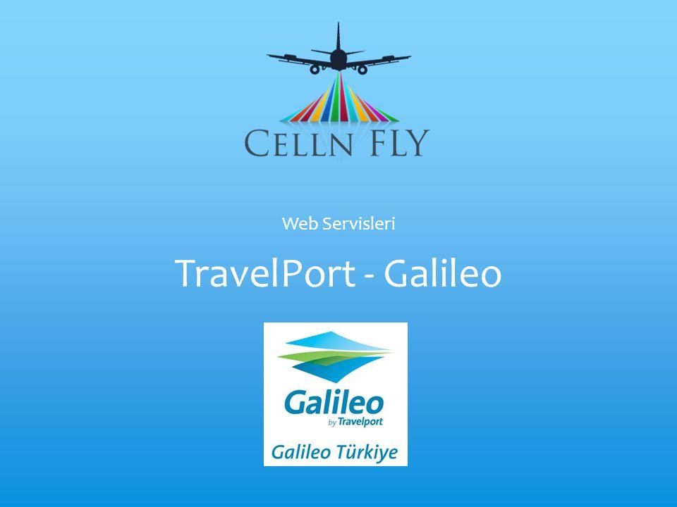 TravelPort - Galileo Web Servisleri