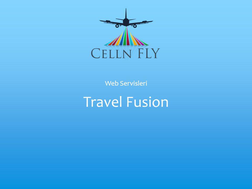 Travel Fusion Web Servisleri
