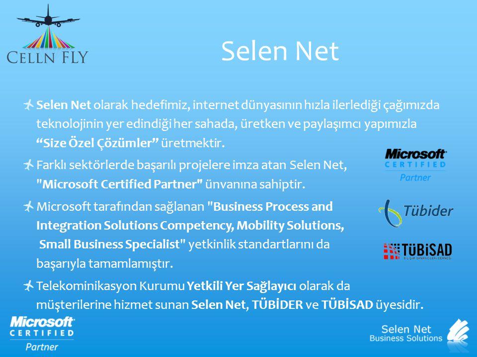  CellnFLY, sektörün ihtiyaçları göz önünde bulundurularak IATA üyesi olan acentelerin ve alt acentelerinin birbirleriyle entegre ve koordine çalışmaları için geliştirilmiş bir online bilet rezervasyon sistemidir.