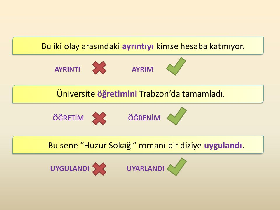 """Bu iki olay arasındaki ayrıntıyı kimse hesaba katmıyor. Üniversite öğretimini Trabzon'da tamamladı. Bu sene """"Huzur Sokağı"""" romanı bir diziye uygulandı"""