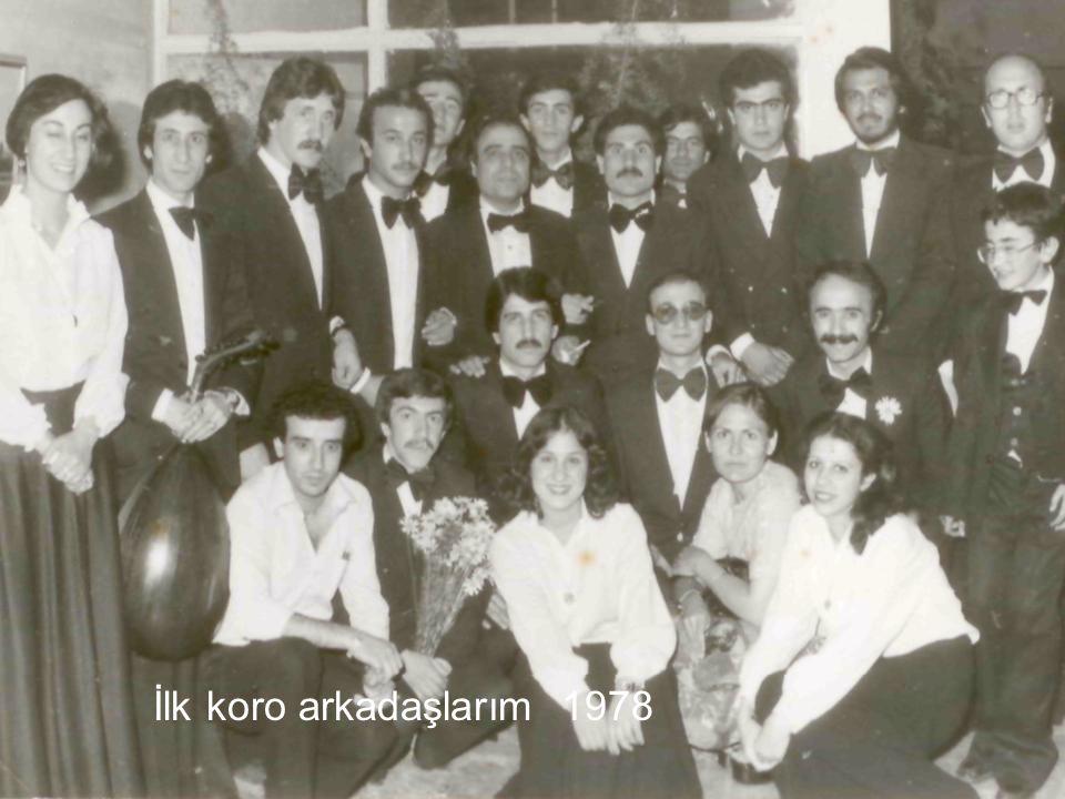 Güçsüzler yurdu ve ilk konserim 1978