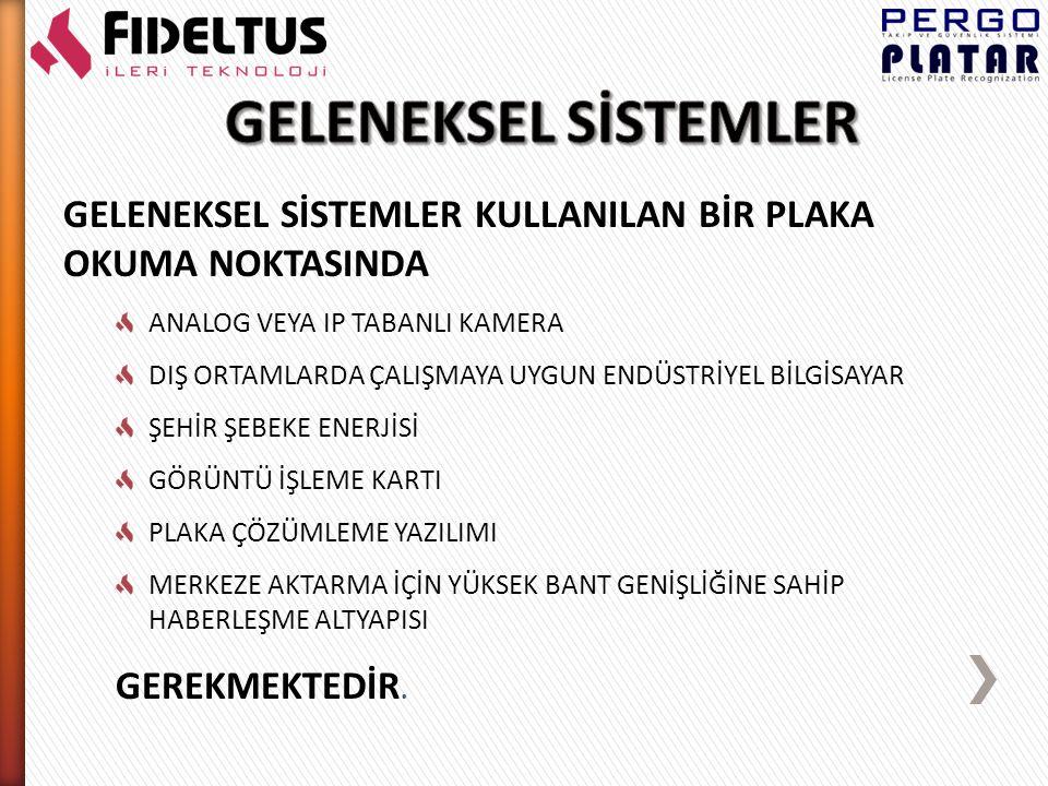 PLAKA TANIMA SİSTEMİ ALIRKEN ÖNCE ARAŞTIRIN, SONRA KARAR VERİN.