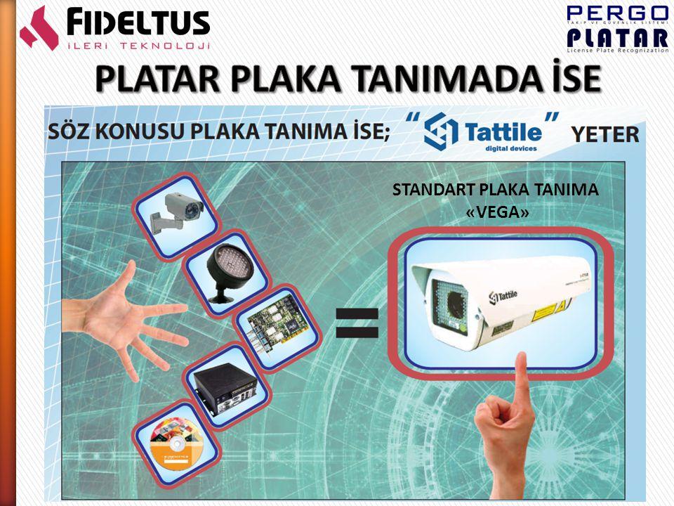 Plaka Çözümleme Kamerası Plaka Çözümleyici Dahili IR Aydınlatma 1 Şerit, 6 Metre, 1280x960