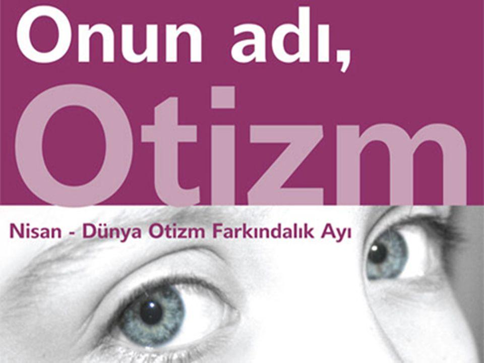 Dünya Otizm Farkındalık Ayı 2 Nisan, tüm dünyada otizm konusunda farkındalık yaratmak ve otizm ile ilgili sorunlara çözüm bulmak amacıyla, 2008 yılında Birleşmiş Milletler tarafından Dünya Otizm Farkındalık Günü (2nd April World Autism Awareness Day) olarak ilan edilmiştir 2 Nisan'da başlayan Otizm Farkındalık Ayı çerçevesinde tüm dünyada otizmle ilgili araştırmaların teşvik edilmesi ve bilinirliğin artırılarak, erken teşhis ve tedavinin yaygınlaştırılması hedefleniyor