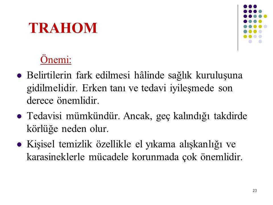 TRAHOM 24