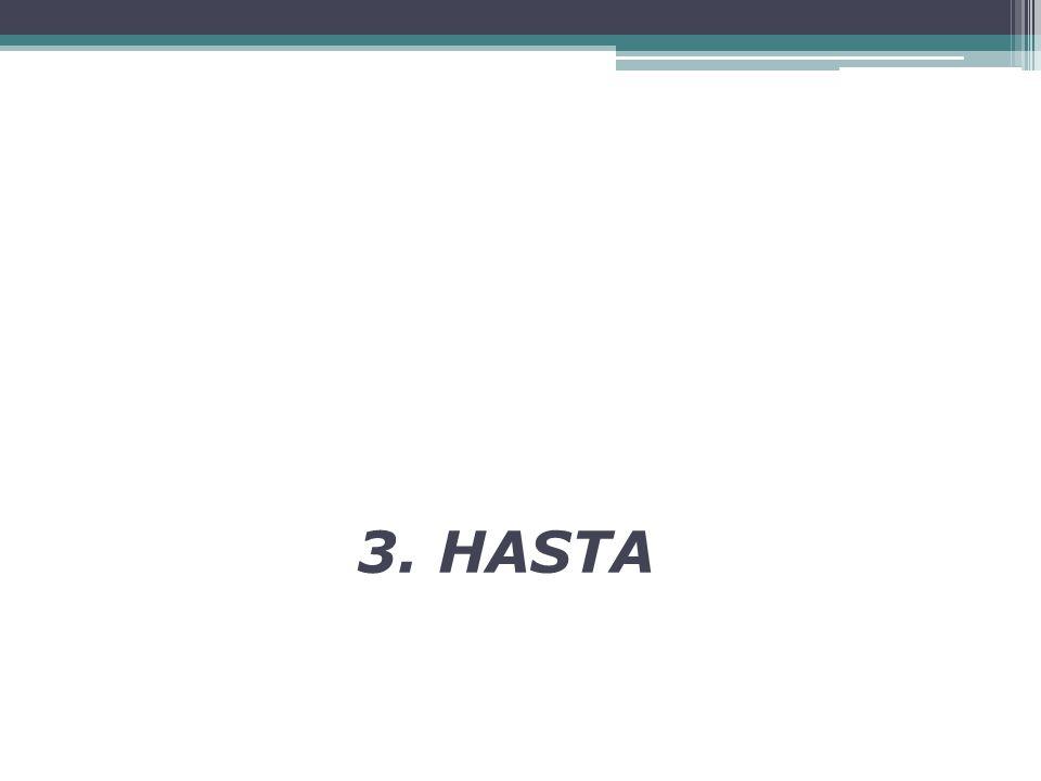 3. HASTA