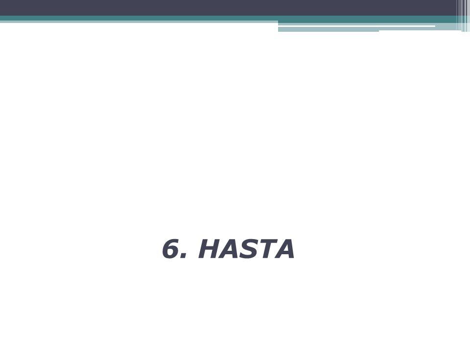 6. HASTA