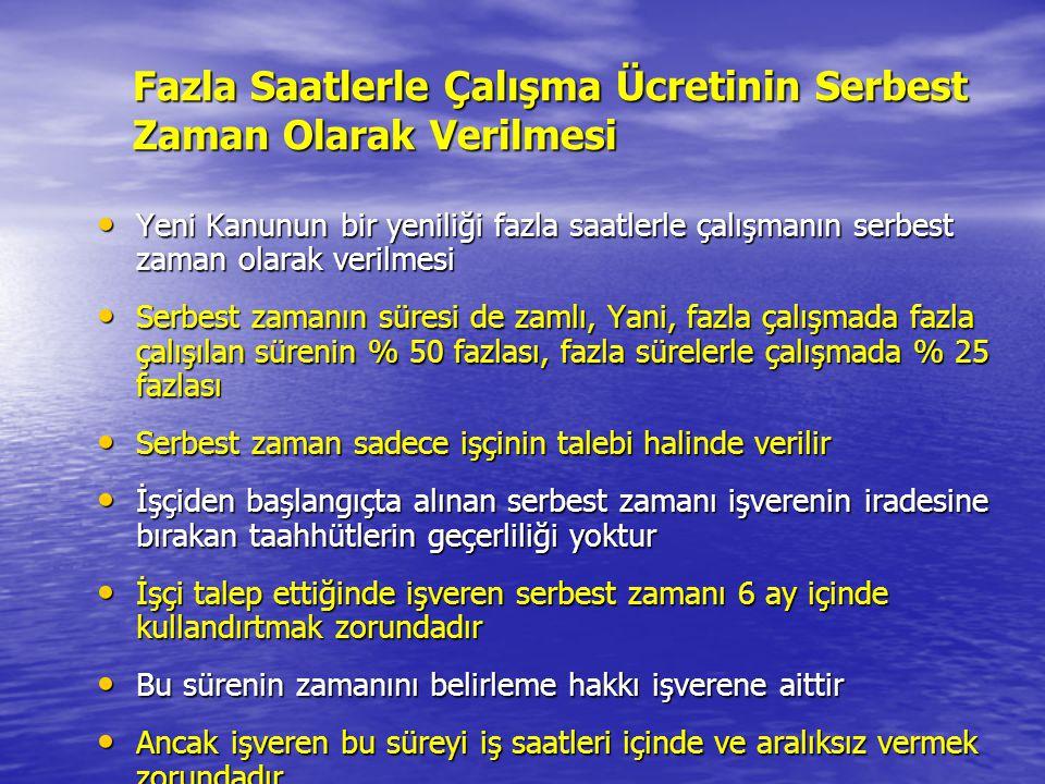 Geçerli nedenle Fesihte fesih süresi Yani geçerli nedenle fesihlerde fesih beyanının altı iş günü içinde kullanılması zorunluluğu yoktur.
