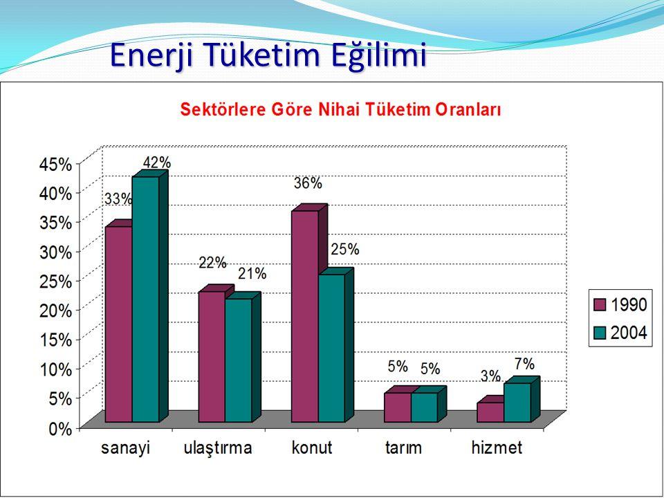 Enerji Tüketim Eğilimi