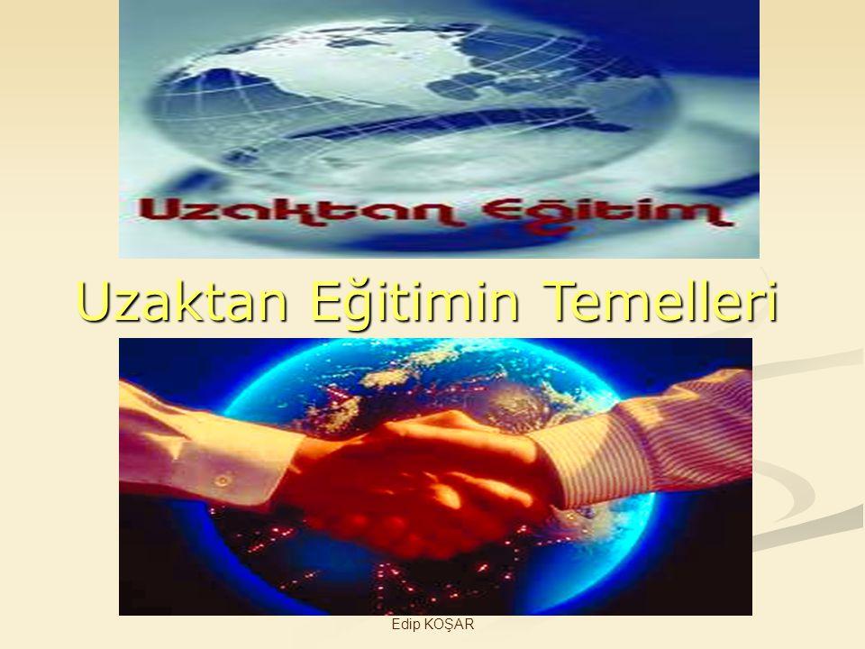 Edip KOŞAR GİRİŞ Dünya, bilgi çağı dediğimiz 21.
