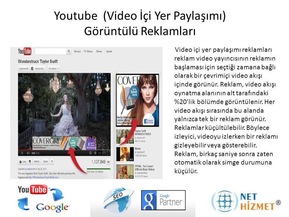 Video içi yer paylaşımı reklamları reklam video yayıncısının reklamın başlaması için seçtiği zamana bağlı olarak bir çevrimiçi video akışı içinde görü