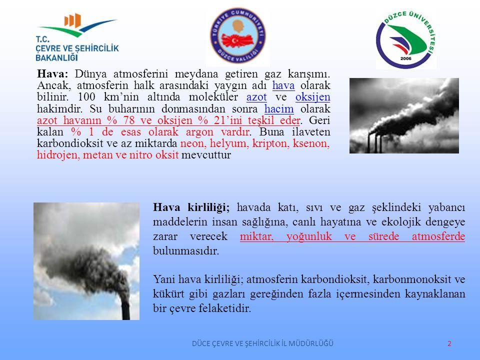 Hava: Dünya atmosferini meydana getiren gaz karışımı. Ancak, atmosferin halk arasındaki yaygın adı hava olarak bilinir. 100 km'nin altında moleküler a