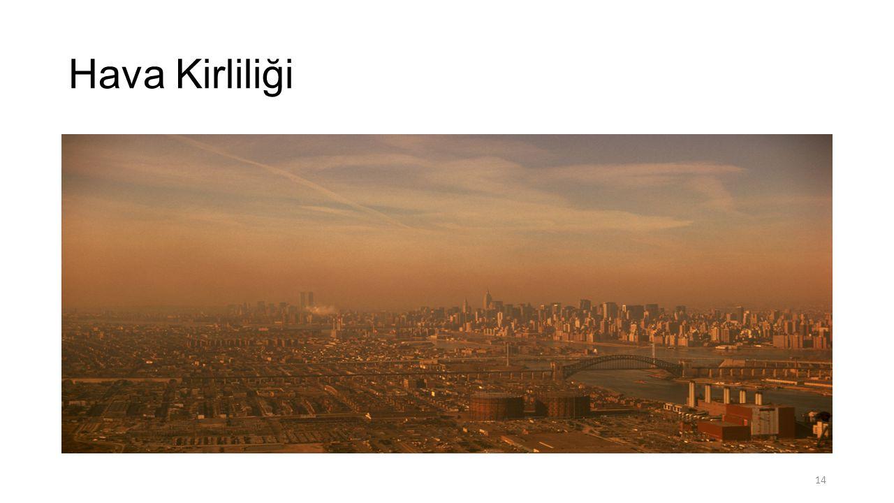 Hava Kirliliği 14