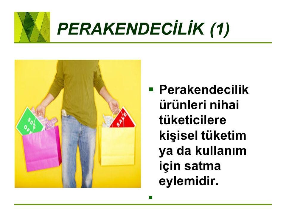 TOPTANCILIK (1)  Toptancılık kişisel tüketim ya da kullanım için ürün satın alan en son tüketicilerin dışında, her tür alıcıya, her tür işletmenin yaptığı satış etkinliği olarak tanımlanmaktadır.