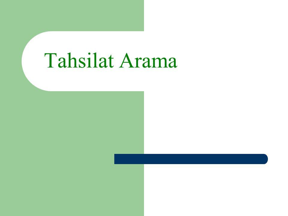 Tahsilat Arama