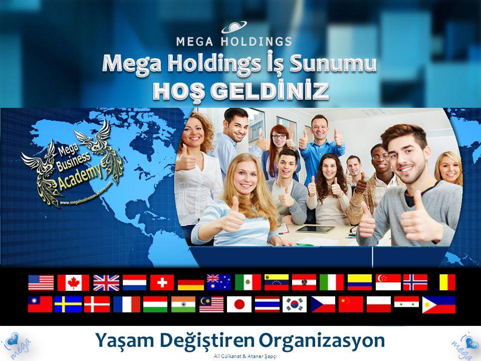 Yaşam Değiştiren Organizasyon Ali Gülkanat & Ataner Şapçı