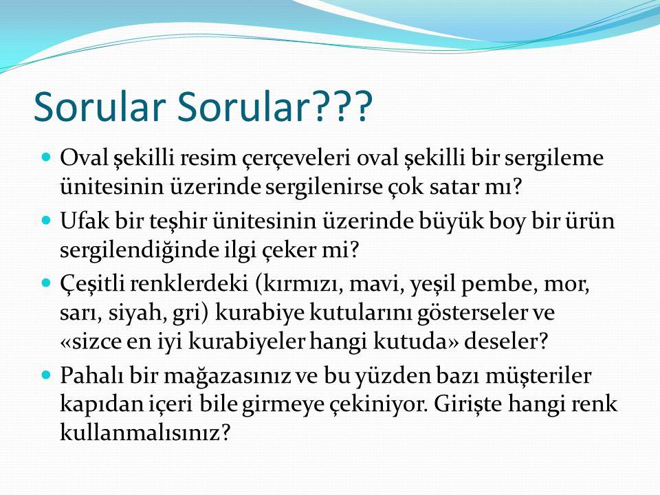 Sorular Sorular??.