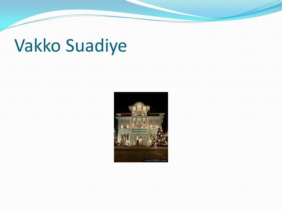 Vakko Suadiye
