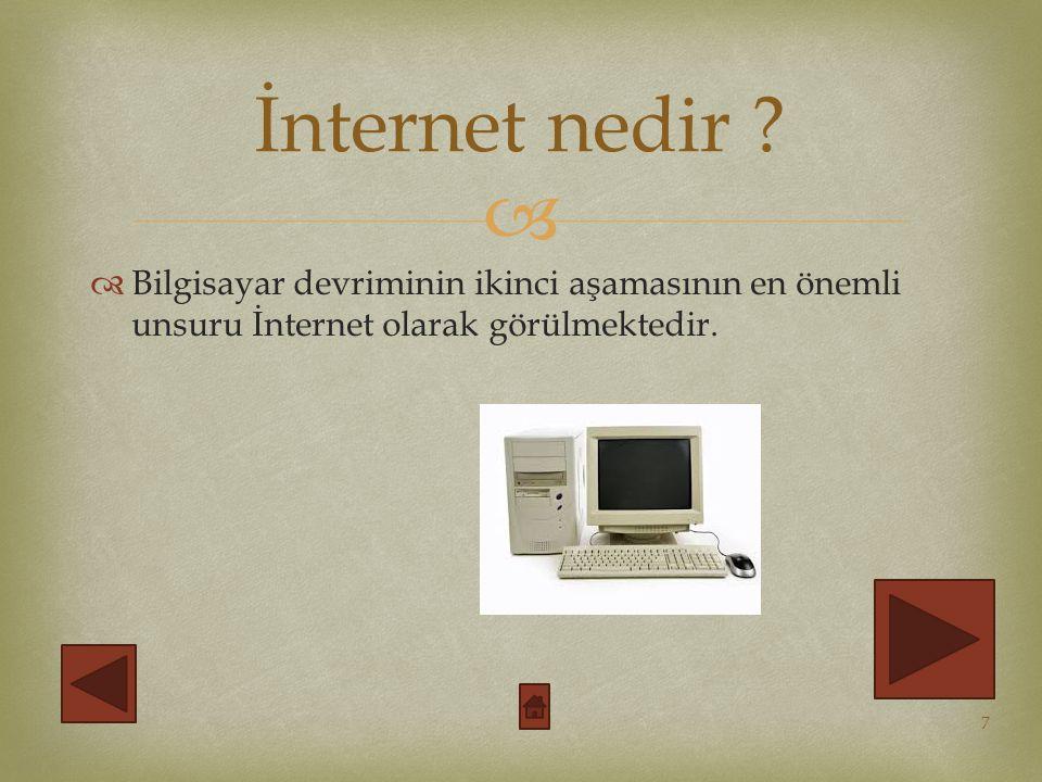   Web Sunucusu da bu isteğe cevap verir ve http üzerinden sayfayı tarayıcımıza gönderir.